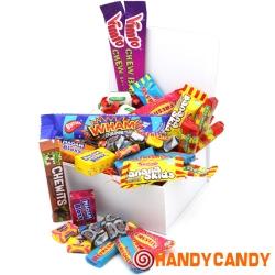 Cheeky Chew Sweets Tuck Box