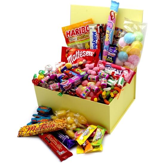 Favourites Jumbo Sweet Gift Box