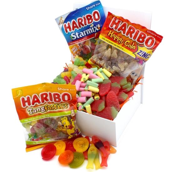 Happy Haribo Sweet Gift Box