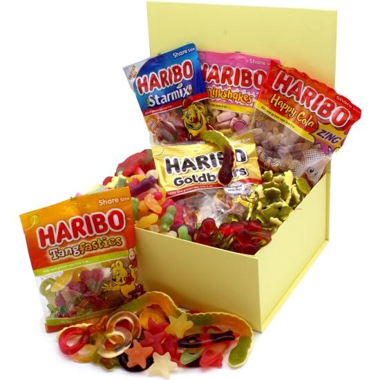 Hooray for Haribo Jumbo Gift Box