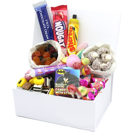 Hits of the 60s Sweet Gift Box