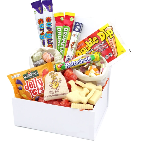 Hits of the 70s Sweet Gift Box