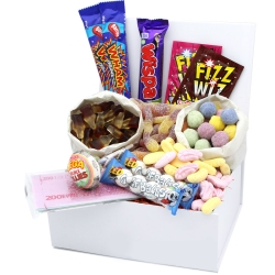 Hits of the 80s Sweet Gift Box