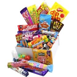 Retro Delights Sweet Gift Box