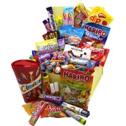 Retro Delights Jumbo Sweet Gift Box