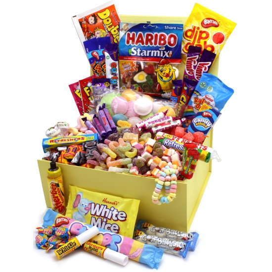 Tuckshop Classics Jumbo Sweet Gift Box