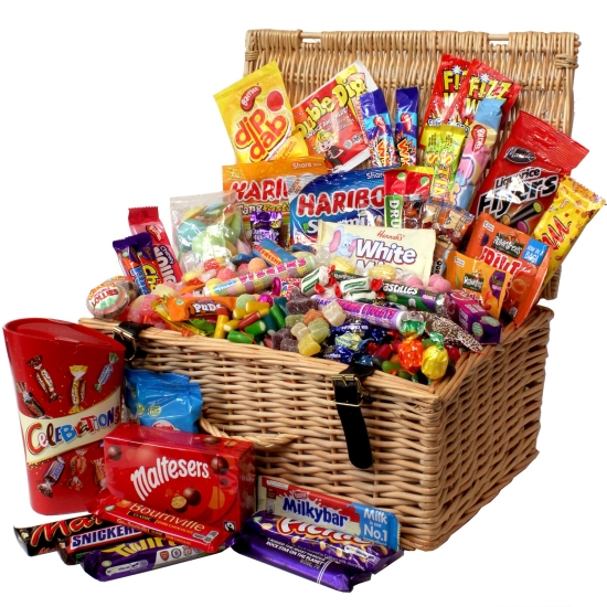 Favourites Colossal Sweet Hamper