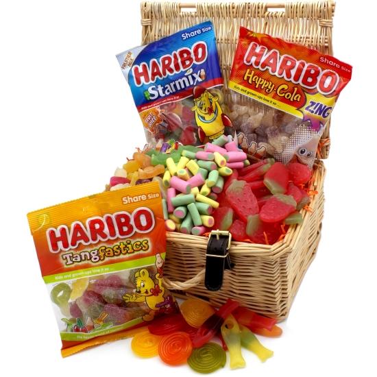 Happy Haribo Sweet Hamper