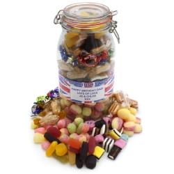 Best of British Bumper Sweet  Jar
