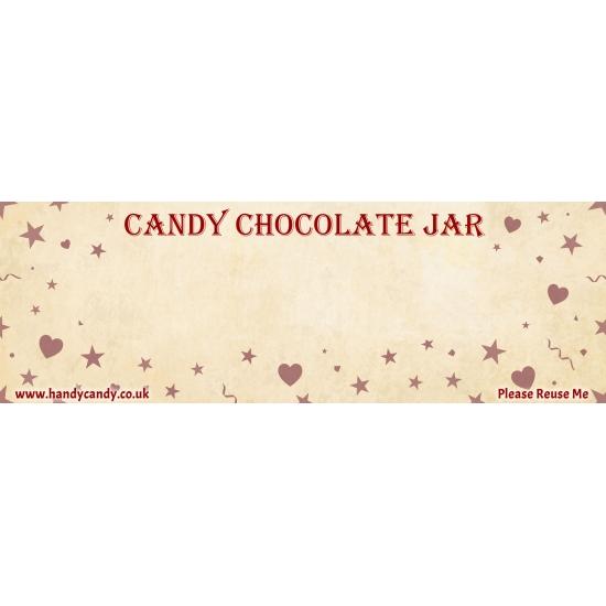 Candy Chocolate Sweet Jar