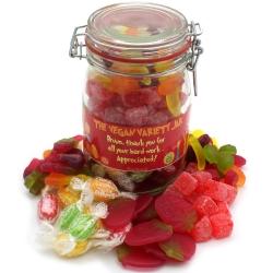 Vegan Variety Sweet Jar