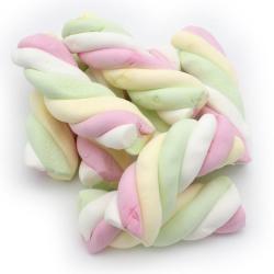Big Marshmallow Twists - 120g