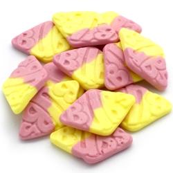 Bubs Strawberry Cheesecake Foam Sweets