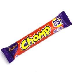 Cadbury's Chomp - 6 Bars