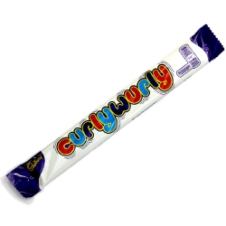 Cadbury's Curly Wurly - 5 Bars