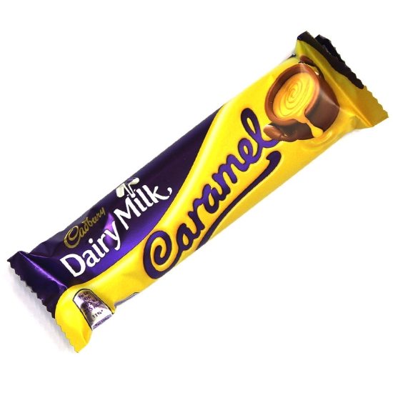 Cadbury's Dairy Milk Caramel - 3 Bars