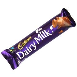 Cadbury's Dairy Milk Chocolate - 3 Bars