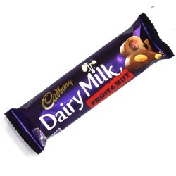 Cadbury's Dairy Milk Fruit & Nut - 3 Bars