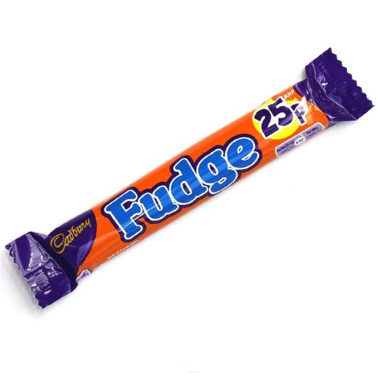 Cadbury's Fudge Finger - 6 Bars