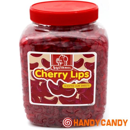Squirrel's Cherry Lips Jar - 2.25kg