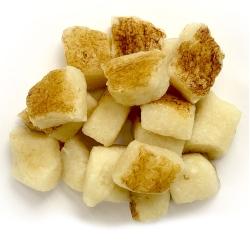 Coconut Toasties (Toasted Teacakes)
