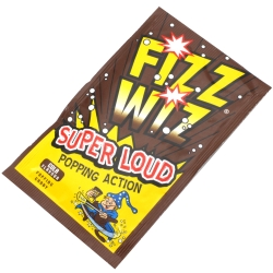 Fizz Wiz Cola Popping Candy - 5 Packs
