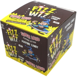 Fizz Wiz Cola Popping Candy - Case of 50