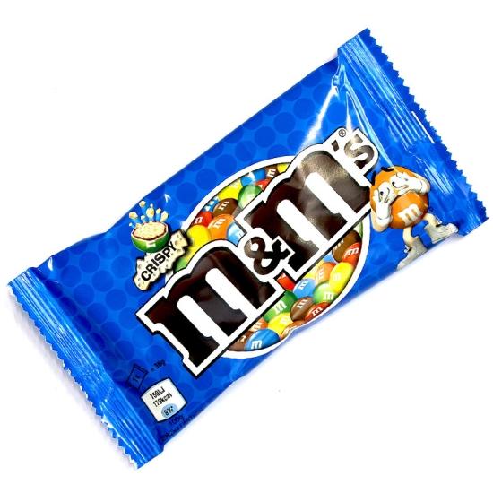 Crispy M&Ms - 3 packs
