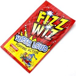 Fizz Wiz Strawberry Popping Candy - 5 Packs