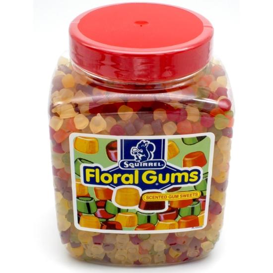 Floral Gums Jar (2.25kg)
