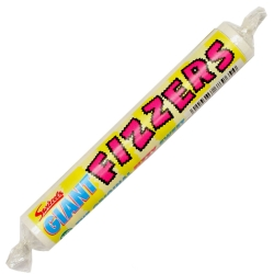Giant Fruit Fizzers - 5 Rolls