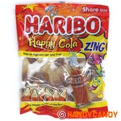Haribo Fizzy Cola Bottles Share Bag