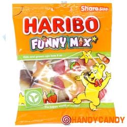Haribo Funny Mix Share Bag