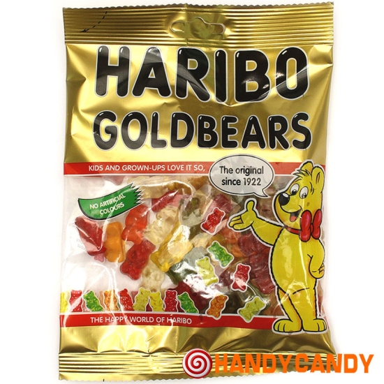 Haribo Gold Bears Bag