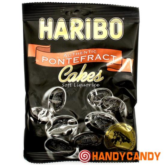 Haribo Pontefract Cakes Bag