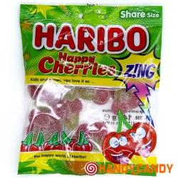 Haribo Sour Cherries Share Bag