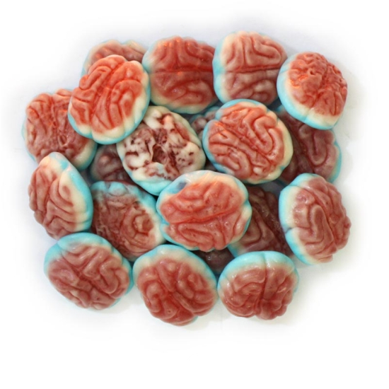 Jelly Filled Brains