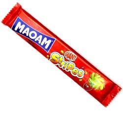 Maoam Giant Stripe Strawberry Chew - 15