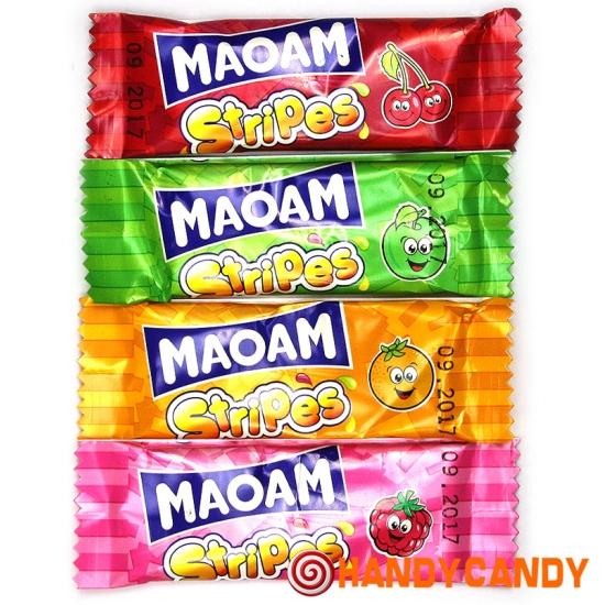 Maoam Stripe Chews