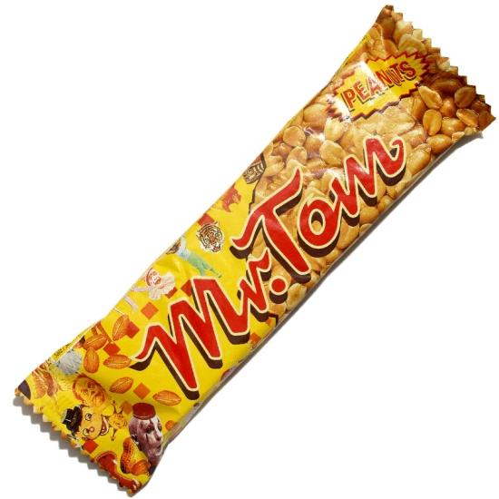 Mr Tom Nut Bar - 4 bars