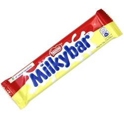 Nestle Milky Bar - 3 Bars