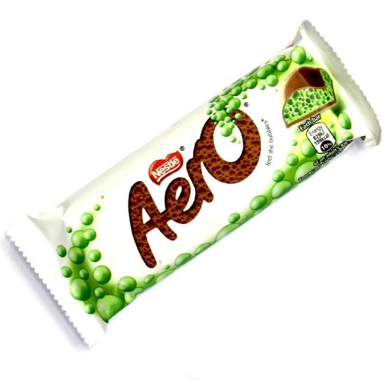 Nestle Mint Aero - 3 Bars