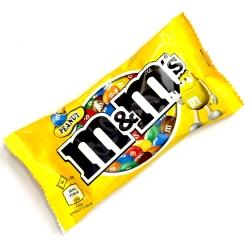 Peanut M&Ms - 3 packs