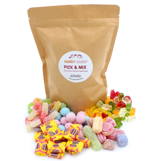 Build Your Own Pick & Mix Pouch