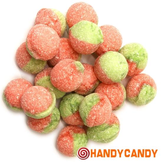 Raspberry & Kiwi Balls