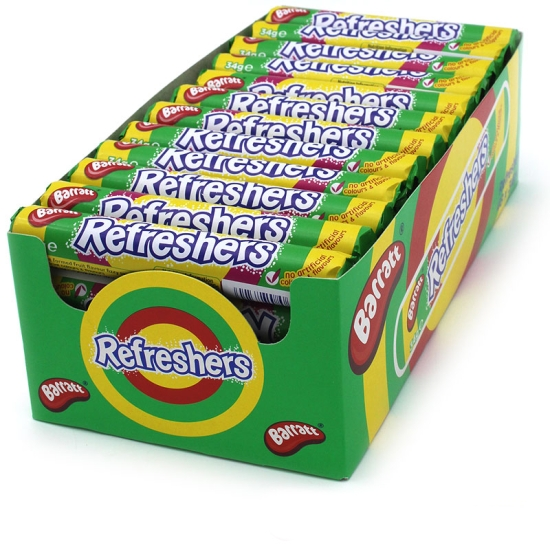 Refreshers - Case of 48