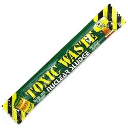 Toxic Waste Bar Sour Apple - 8 Bars