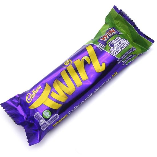 Cadbury's Twirl - 3 Bars
