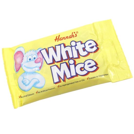 White Mice Packs - 5