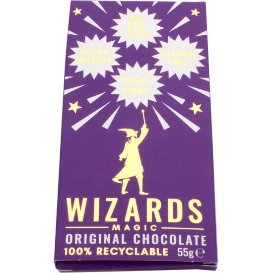 The Wizards Magic Original Chocolate Bar -55g